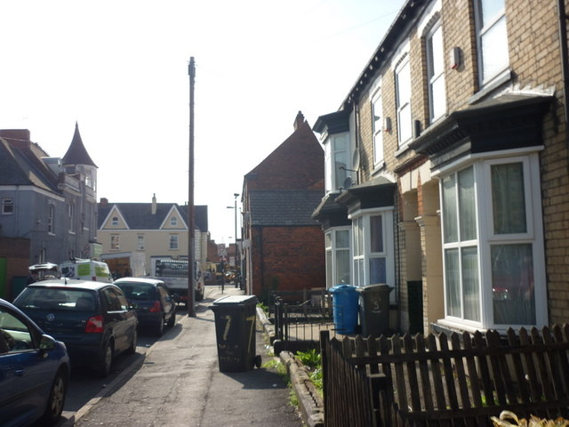 Washington Street, Hull