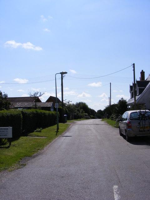 Hill Road,  Reydon