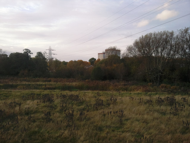 Land by the Bourn Brook