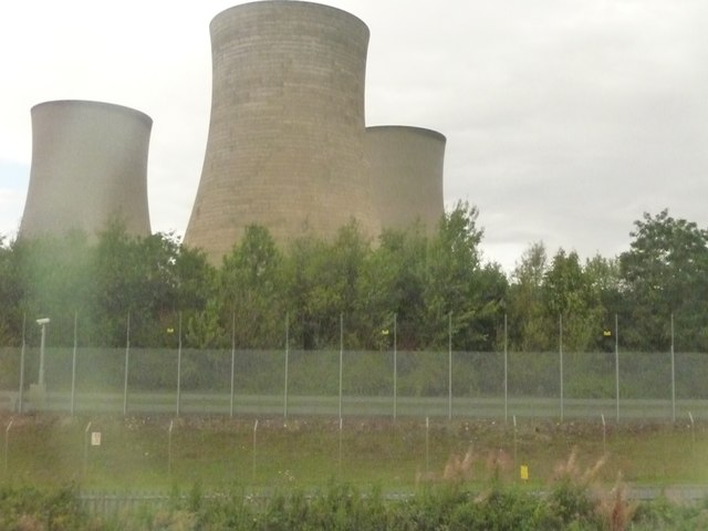Didcot : Didcot Power Station