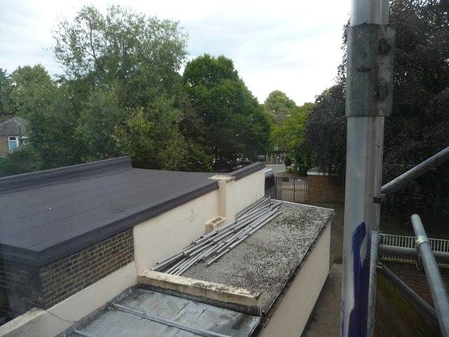 London : Greenwich - Hotel Room View