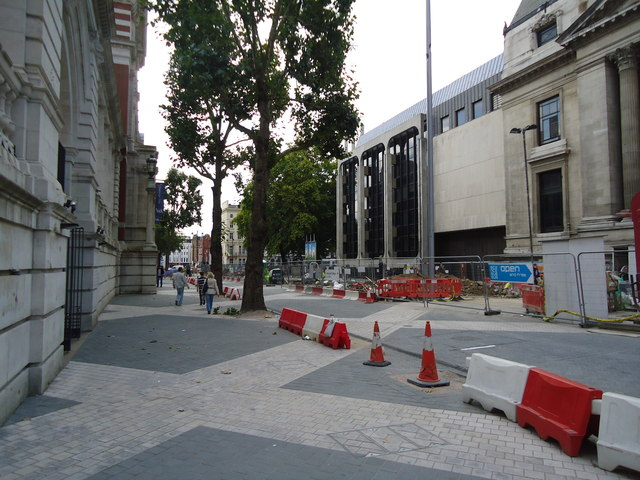 Exhibition Road, London SW7