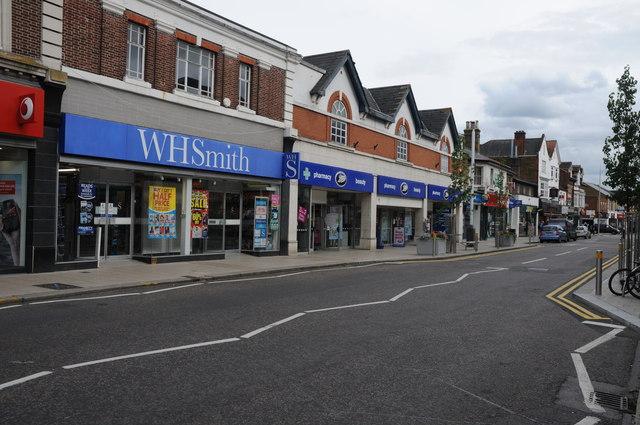 High Street, Walton-on-Thames