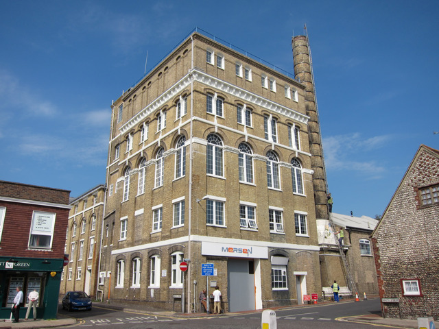 Former Southdown Brewery