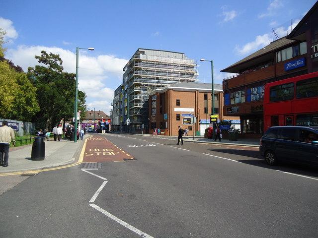Ealing Road, Alperton