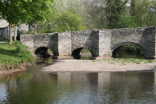 Clun Bridge