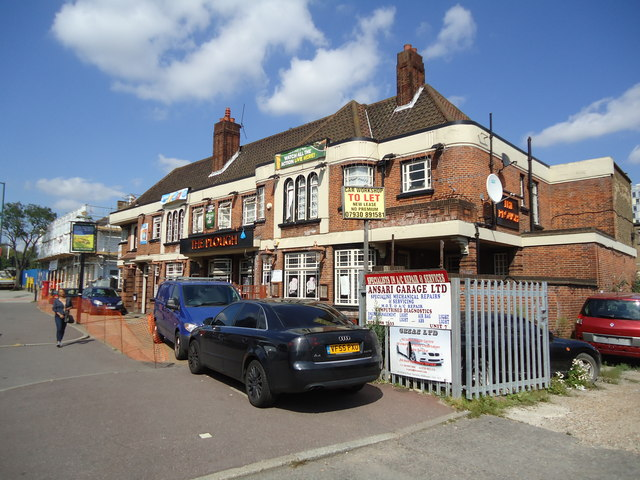 The Plough public house, Alperton