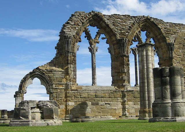 Abbey ruins, Whitby