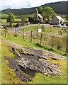NR8593 : Kilmichael Glassary church by Bob Embleton