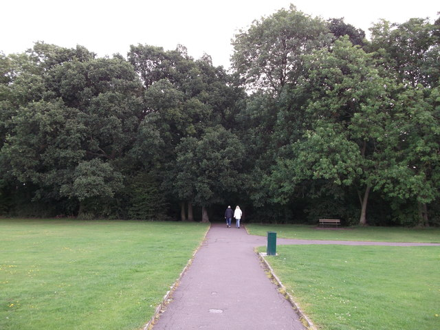 Footpath to Cupola Wood