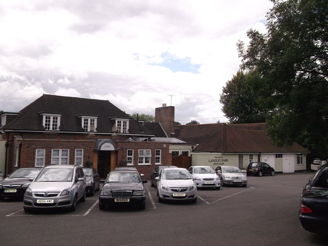 Langley Park Golf Course Clubhouse