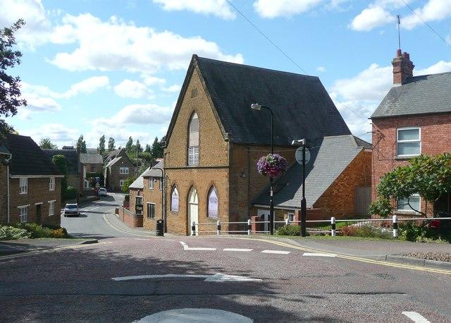 The Village Theatre, Moulton