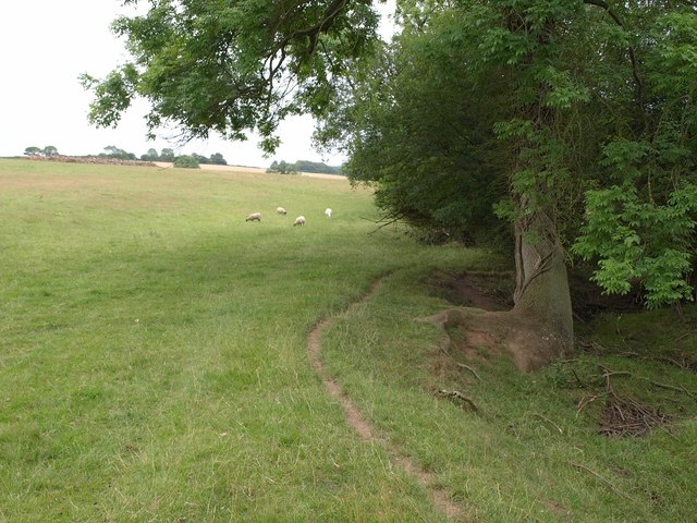 Leeds Country Way near Jacob's Well