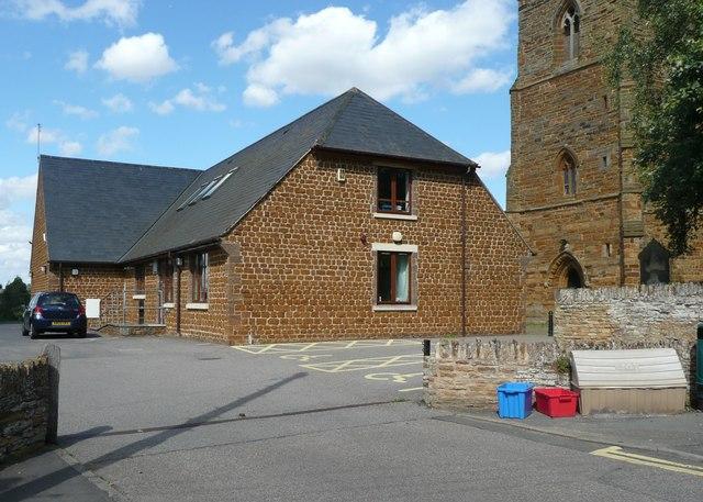 The Parish Church Centre, Moulton