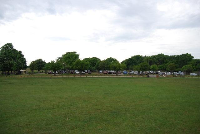Car park, Richmond Park