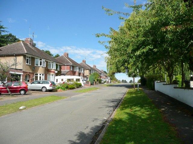 Ashley Way, Weston Favell, Northampton