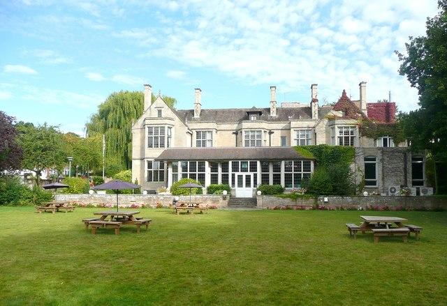 The Westone Manor Hotel, Weston Favell, Northampton