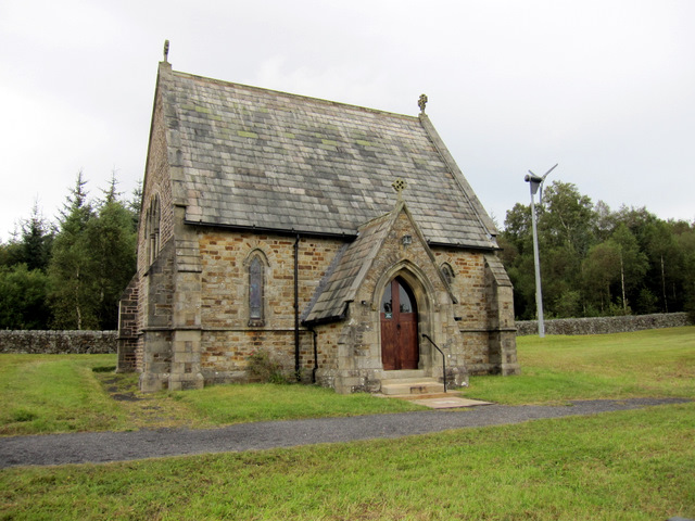 St James' church, Dalehead