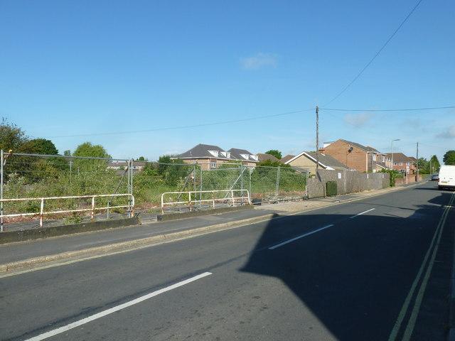 Shadows in Fareham Park Road