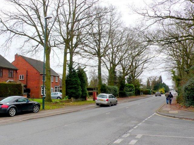 Job's Lane Lime Tree Park