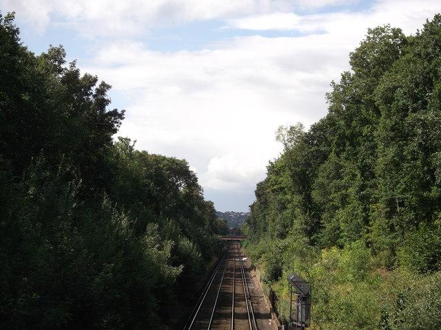 Railway to Beckenham