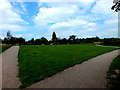 SJ8462 : Footpath junction by Jonathan Kington