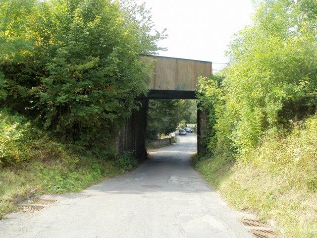 Railway bridge, Llantilio Pertholey