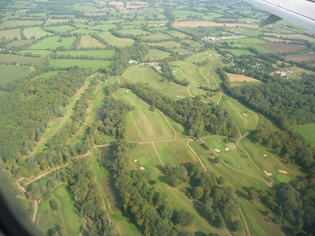 West Sussex - Golf Course