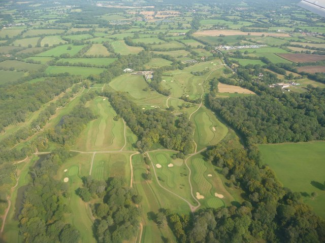 West Sussex - Golf Course