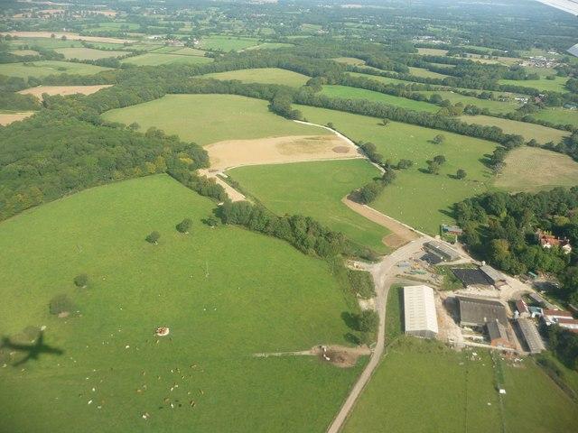 West Sussex : Oaklands Park Farm