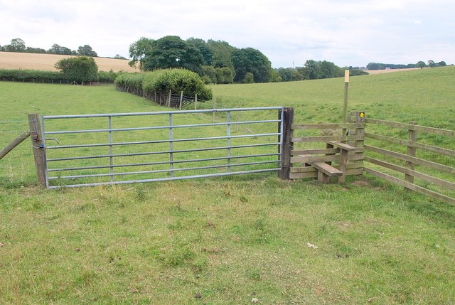 Stile on Leeds Country Way