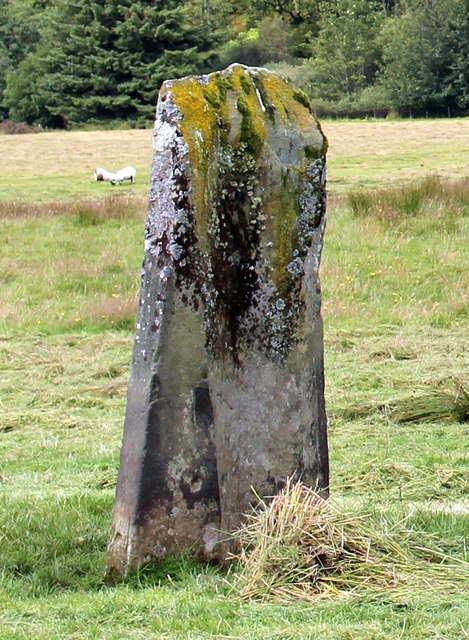 Standing stone (north-eastern side), Torbhlaran