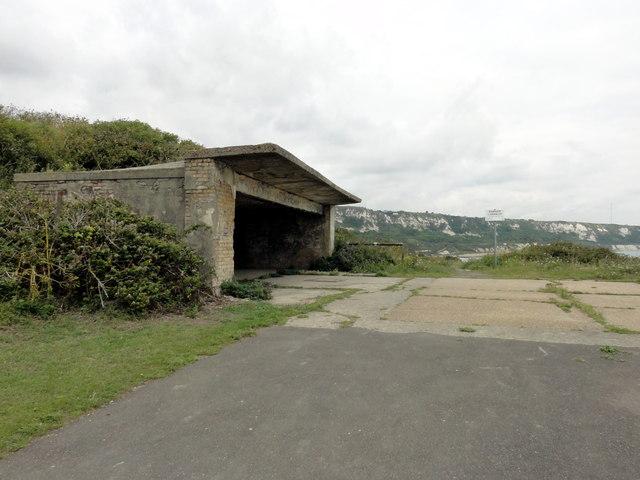 Folkestone, East Cliff