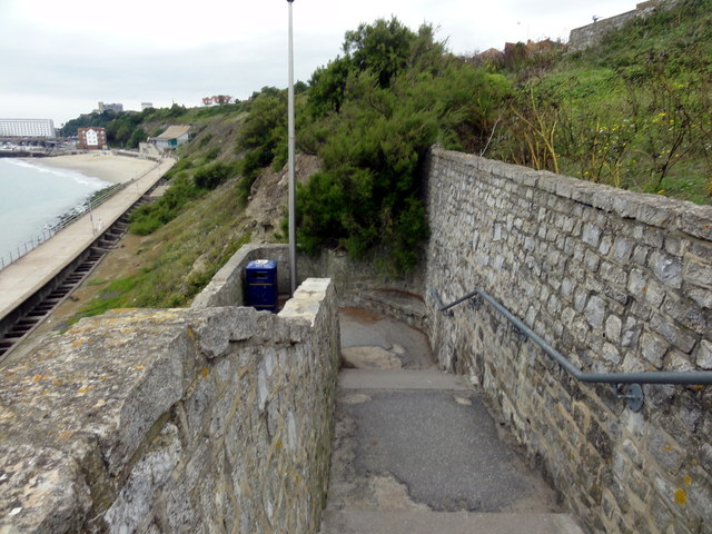 Folkestone, East Cliff