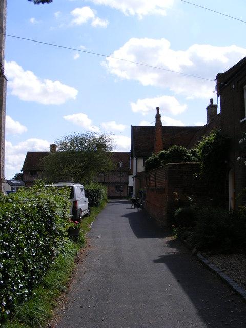 Church Villas, Laxfield