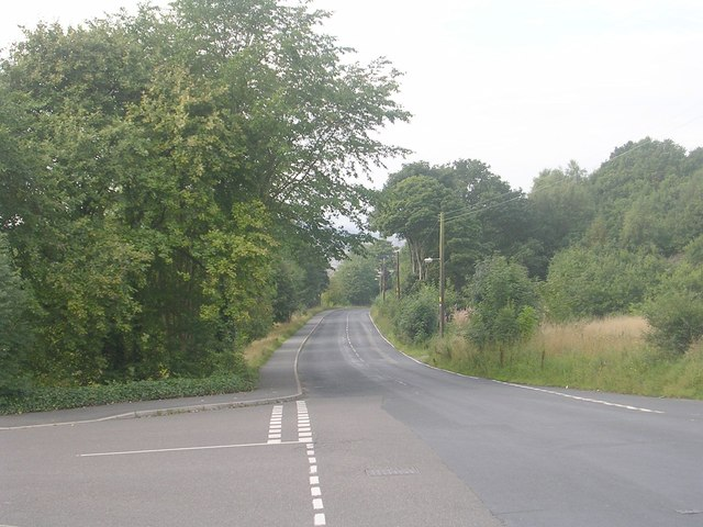 Green Road - viewed from Cliffe Lane West
