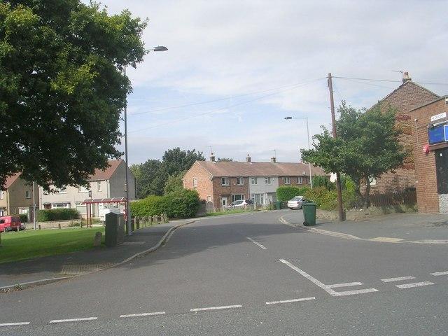 The Crescent - Cliffe Lane West