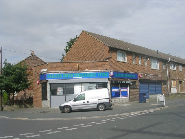 Baildon Green Convenience Store - Cliffe Lane West