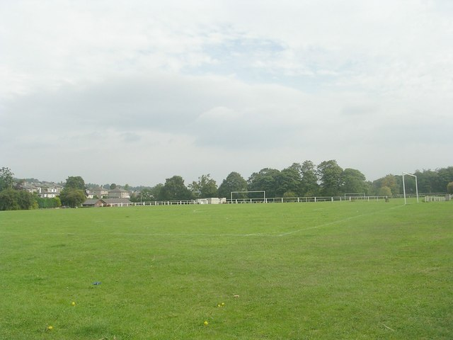 Playing Fields - Cliffe Lane West