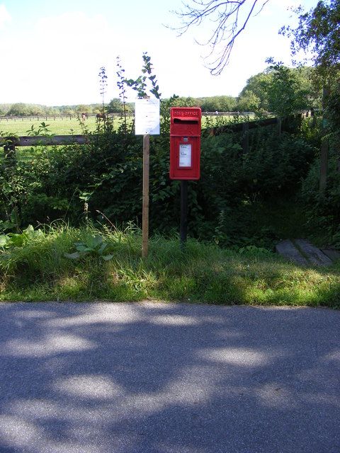 Framlingham Road Postbox