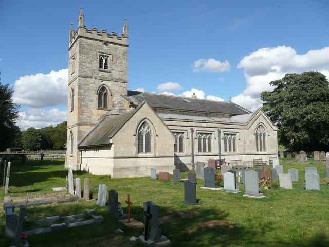 Church of St Nicholas, Overstone