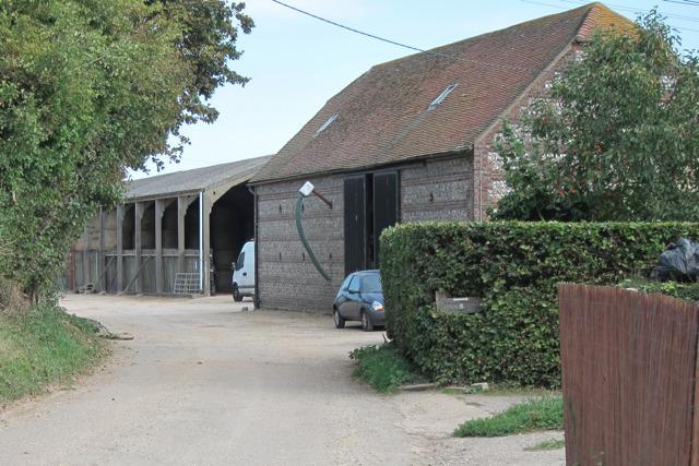 Barn at Iford Farm