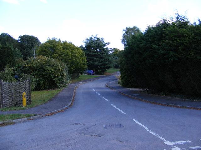 Harriers Walk, Easton