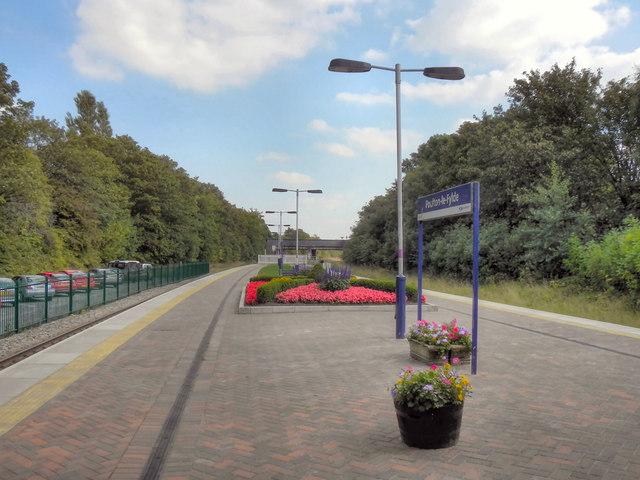Poulton-Le-Fylde Rail Station