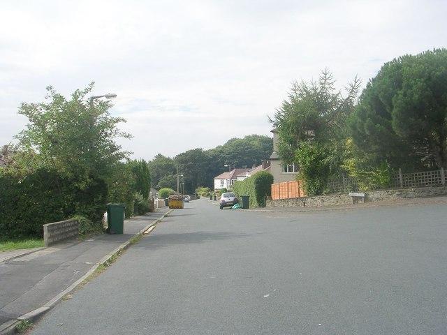 Welwyn Drive - Maude Avenue