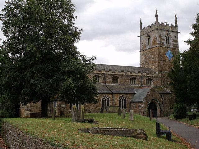 St Peter and St Paul Church, Caistor