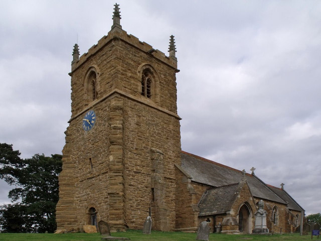 St John the Baptist Church, Nettleham