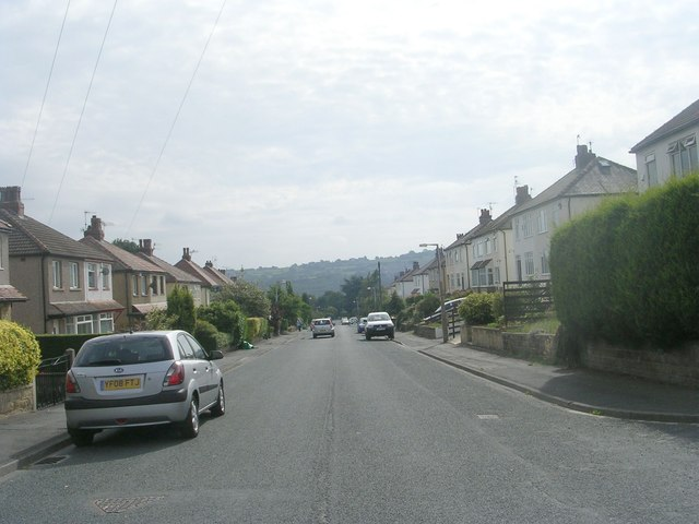 Netherhall Road - viewed from Strathallan Drive