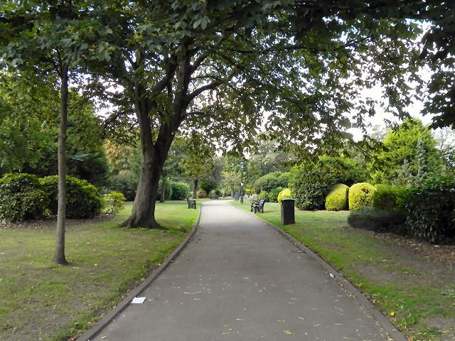 Jean Stansfield Memorial Park, Poulton-Le-Fylde