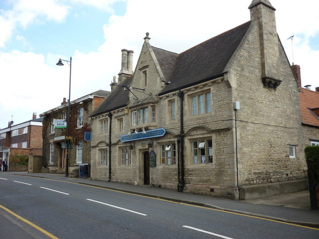 The Marquis of Granby, on North Gate, Sleaford
